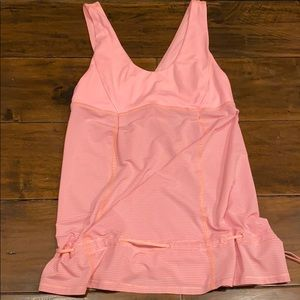Pre-owned lululemon tank. Size 4